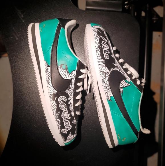 Nike Shoes   Custom Nike Cortez   Poshmark